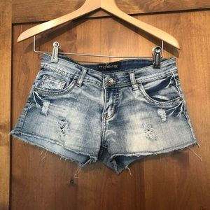 ✨3/$30✨Seduction by sirens jean shorts